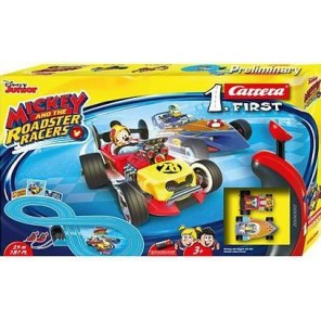 PISTA CARRERA FIRST MICKEY ROADSTER