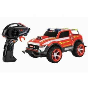 AUTO R/C FIRE FIGHTER WATERGUN