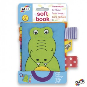 SOFT BOOK ANIMALI DOMESTICI