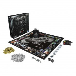 GIOCO MONOPOLY GAME OF THRONES MUSICALE