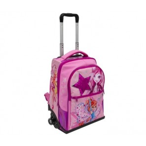 TROLLEY 3 RUOTE WINX
