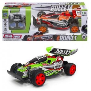 AUTO R/C BULLET 1/18