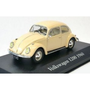 AUTO VW BEETLE 1/43