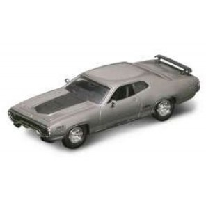 AUTO PLYMOUTH GTX 1/43