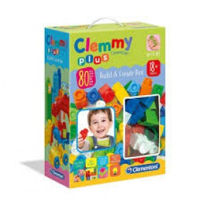CLEMMY BUILD&CREATE BOX BOY
