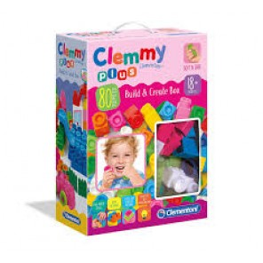 CLEMMY BUILD&CREATE BOX GIRL