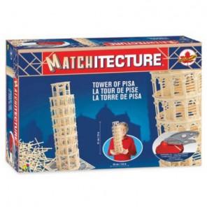 MATCHITECTURE TORRE DI PISA