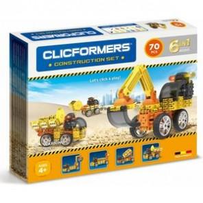 CLICFORMERS SET COSTRUZIONI 74 PZ