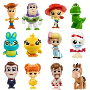 TOY STORY 4 MINI PERSONAGGI A SORPRESA