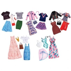 BARBIE SET 2 VESTITI ASSORTITI