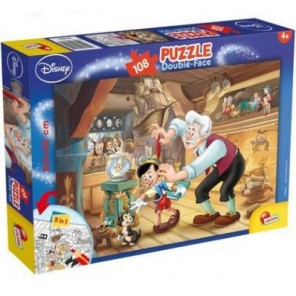 108 PZ 2 IN 1 PINOCCHIO DISNEY