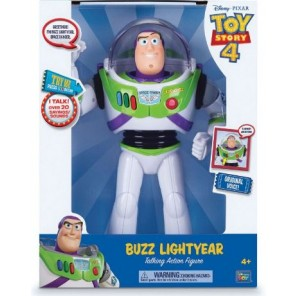 TOY STORY 4 BUZZ LIGHTYEAR PARLANTE 30CM