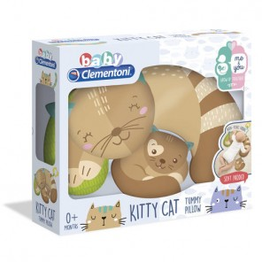 CUSCINO PRIMI MESI KITTY CAT