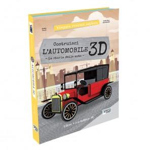 VIAGGIA,CONOSCI,ESPLORA AUTOMOBILE 3D