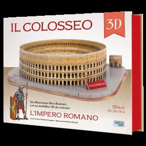 IMPERO ROMANO-COSTRUISCI IL COLOSSEO 3D