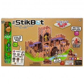 STICKBOT MOVIE SET CASTELLO