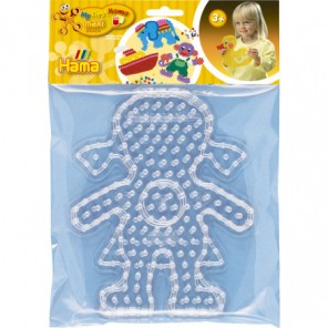 HAMA BEADS MAXI 2 SAGOME ASS