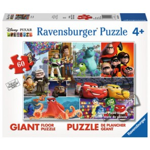 60 PZ GIANT FLOOR DISNEY PIXAR FRIEND