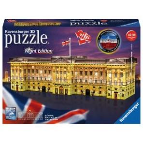 216 PZ 3D BUCKINGHAM PALACE NIGHT