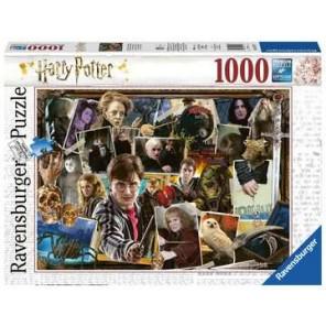 1000 PZ HARRY POTTER VS VOLDEMORT