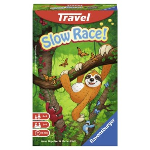 Travel Slow Race