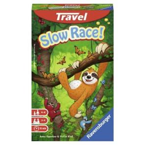Travel Slow Race