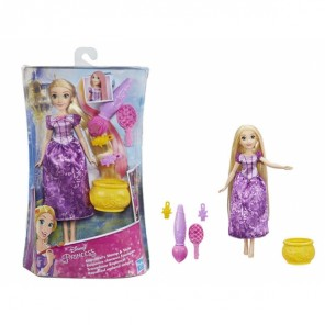 RAPUNZEL STAMP AND STYLE