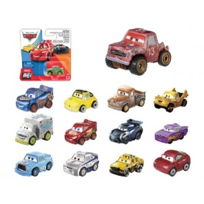 CARS MINI RACERS ASS