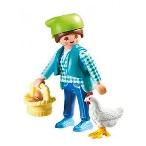 contadina playmobil