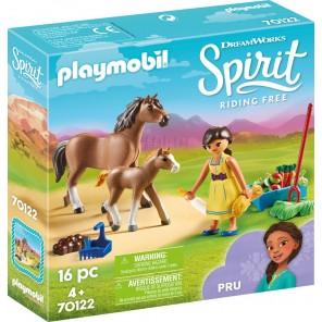 spirit pru cavallo e puledro