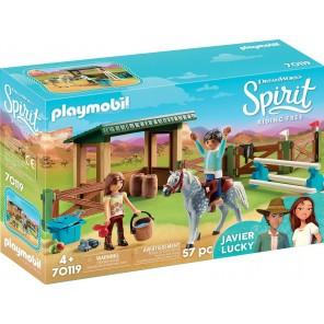 spirit recinto