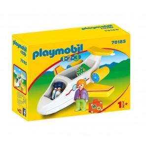 aereo passeggeri playmobil