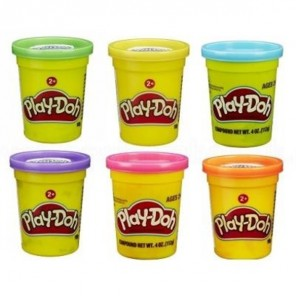 PLAY-DOH VASETTO SINGOLO 112G