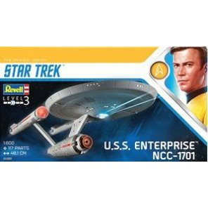 STAR TREK USS ENTERPRISE KIT 1/600