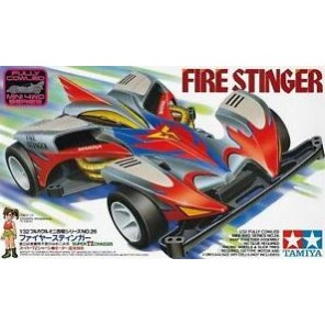 MINI 4WD FIRE STINGER