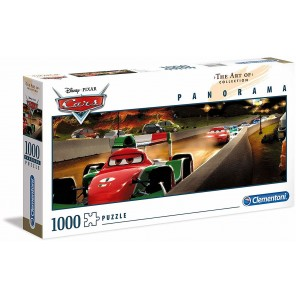 1000 PZ CARS THE ART OF COLLECTION