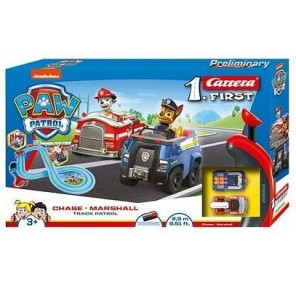 PISTA CARRERA FIRST PAW PATROL