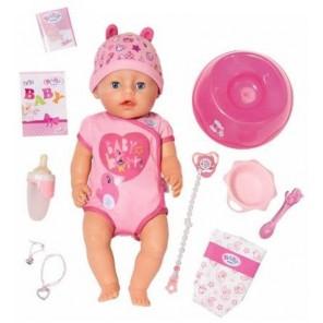 BAMBOLA BABY BORN CM 43 NEW GIRL