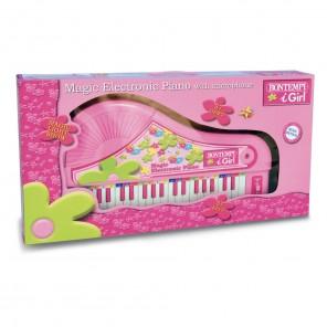 PIANO ELETTRONICO ROSA 37 TASTI