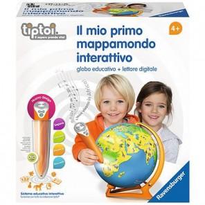 TIPTOI IL MIO PRIMO MAPPAMONDO INTERATTI