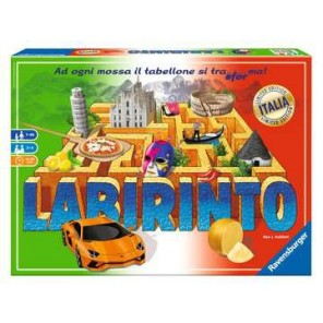 GIOCO LABIRINTO ITALIA