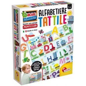 GIOCARE EDUCARE ALFABETIERE TATTILE