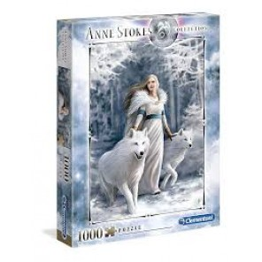 1000 PZ ANNE STOKES WINTER GUARDIANS