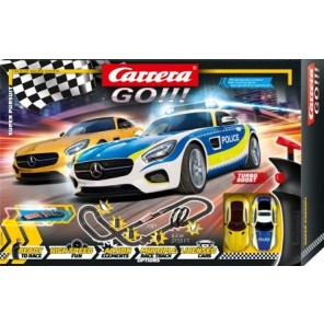 PISTA CARRERA GO SUPER PURSUIT