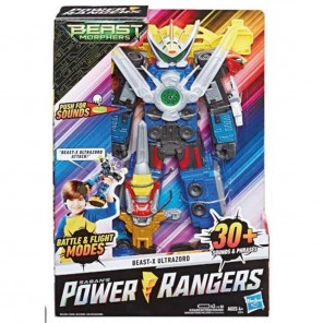 POWER RANGERS BEAST-X ULTRAZORD