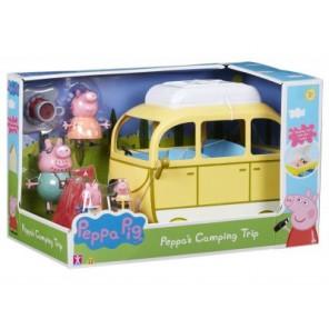 PEPPA PIG CAMPER PLAYSET