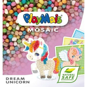 PLAYMAIS MOSAIC DREAM UNICORNI