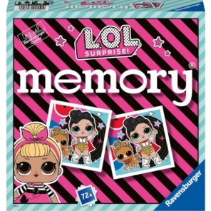GIOCO MEMORY LOL SURPRISE