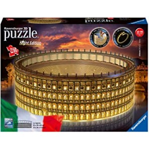 216 PZ 3D COLOSSEO NIGHT EDITION