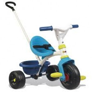 TRICICLO BE FUN 2 IN 1 BLU